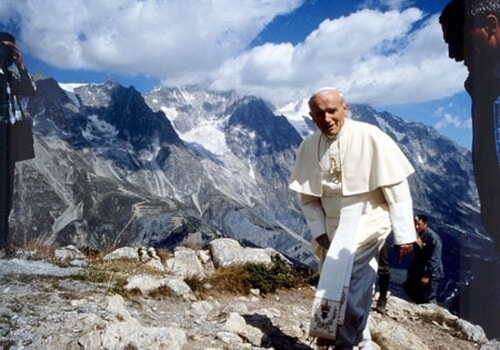 św. Jan Paweł II – 18 maja – 100-na rocznica urodzin