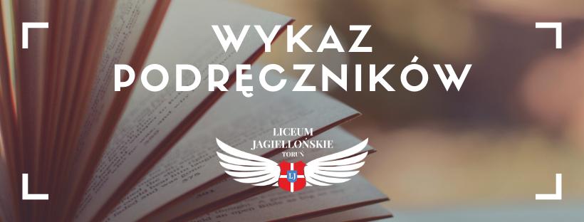 Zestaw podręczników – I klasa